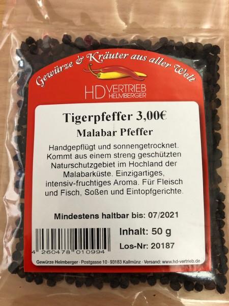 Tigerpfeffer - Malabar Pfeffer