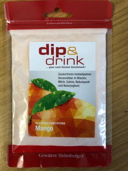 Dip & Drink - MANGO