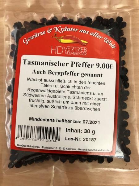 Tasmanischer Pfeffer - Bergpfeffer