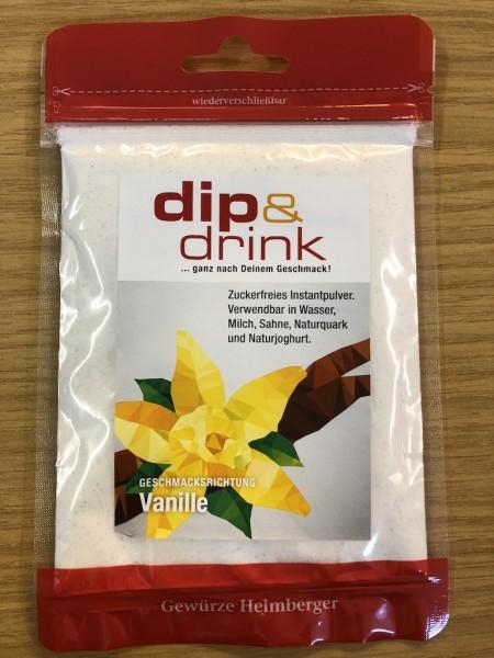 Dip & Drink - VANILLE