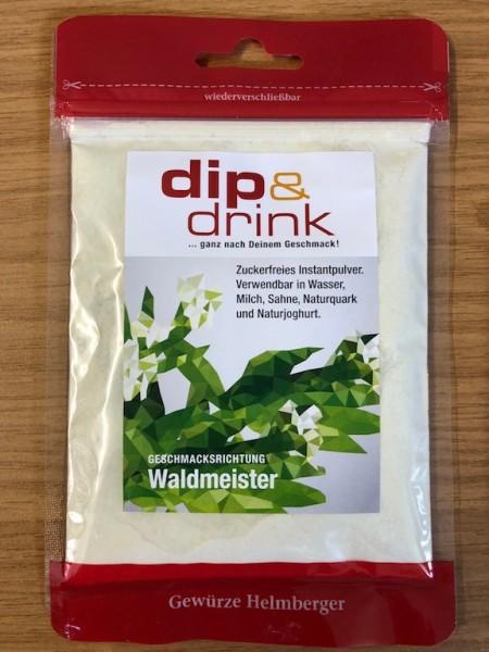 Dip & Drink - WALDMEISTER