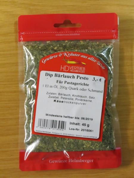 Dip Bärlauch-Pesto