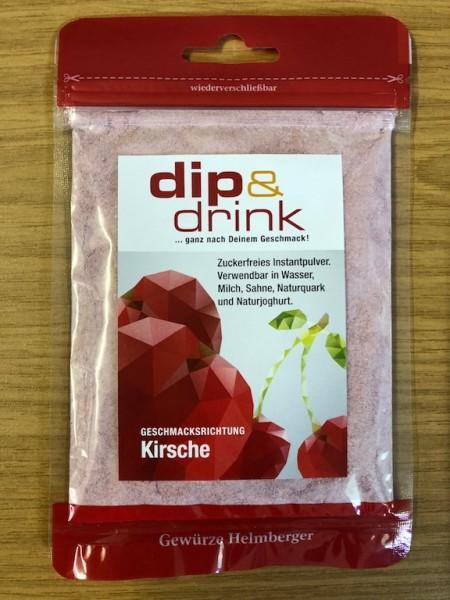 Dip & Drink - KIRSCHE