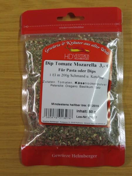 Dip Tomate-Mozzarella