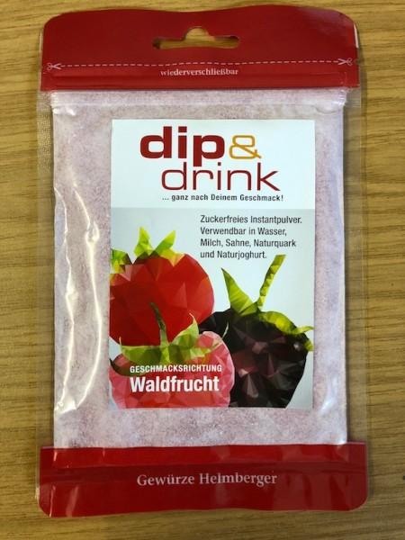 Dip & Drink - WALDFRUCHT