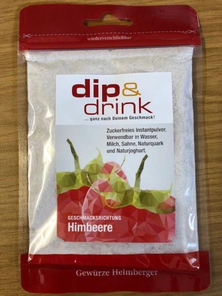 Dip & Drink - HIMBEERE